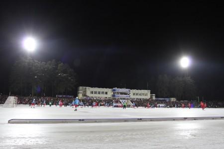 Стадион «Строитель», Ульяновская область, г. Димитровград