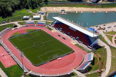 Стадион «Старт», Республика Мордовия, г. Саранск