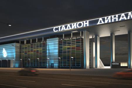 Освещения стадиона «Динамо-Кубань»